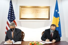 Kosovo, US Sign Agreement to Encourage Investments