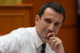 Mayor of Tirana Erion Veliaj Fined for Breaching Anti-Propaganda Rule