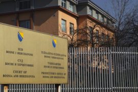 Two Bosnian Serbs Ex- Fighters Charged For War Crimes