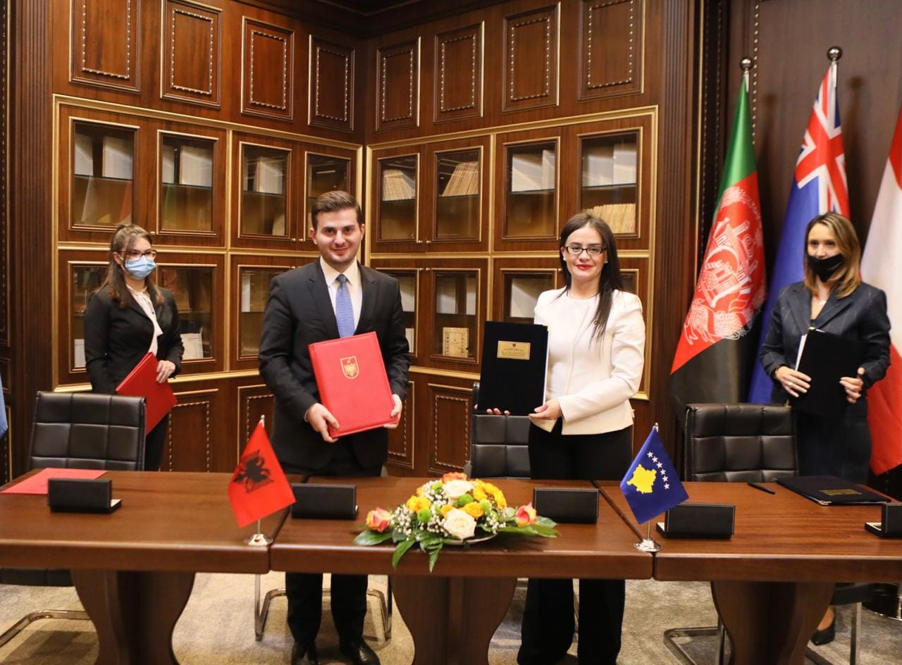 Albania and Kosovo With Agreement for Albanians of Serbia's Presevo Valley
