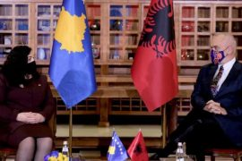 Albanian PM Congratulates 'Kosovo People' on Election of the New President