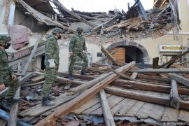 Albania Donates €250K to Croatia following Earthquake