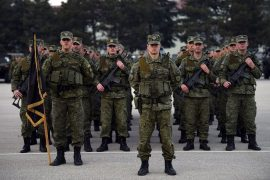 Kosovo's Army Is Ready for NATO, Acting President Says