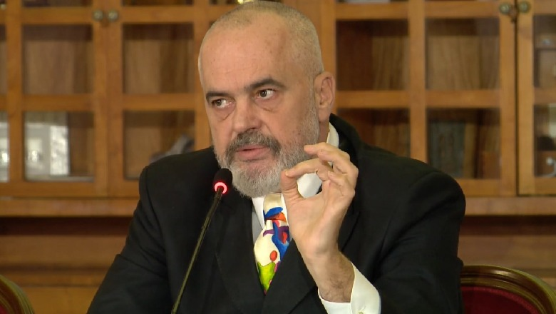 Albanian Prime Minister Blasts Accusations of Italian Mafia Connections