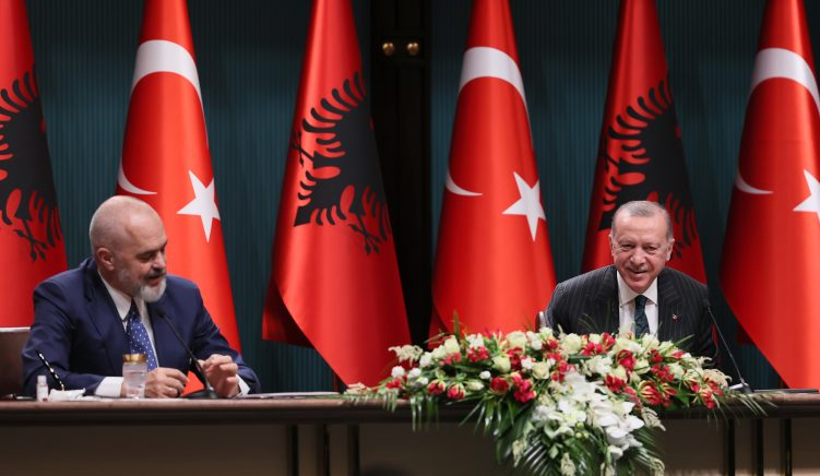 Albania and Turkey to Teach Respective Languages in National Schools