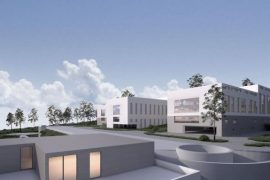 Turkish Hospital in Fier Almost Ready to Open