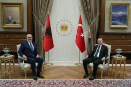 Albania and Turkey Sign 5 Agreements during Rama's Visit to Ankara