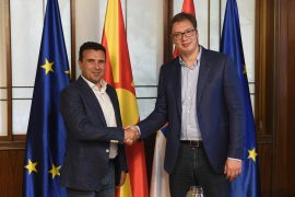 N. Macedonia to Purchase 8,000 Vaccine Doses from Serbia, Says Zaev
