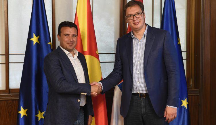 Serbia Gives North Macedonia 8000 COVID-19 Vaccines