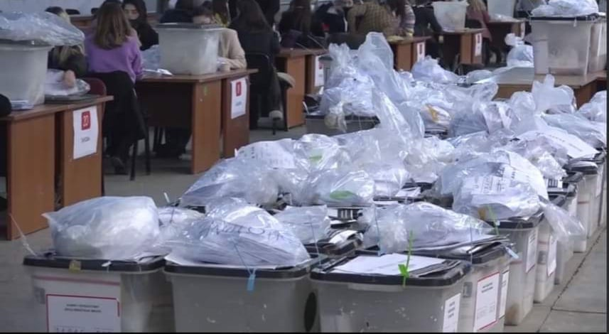 Kosovo CEC to Recount Ballots in 20% of Polling Stations