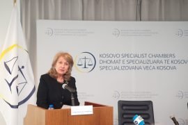 Head of Hague Based Court Alerts EU Diplomats on Attempts to Undermine Its Work