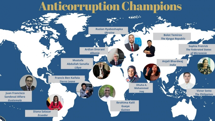 Comment: The Irony of Calling a Dictatorship's Prosecutor Anti-Corruption Champion