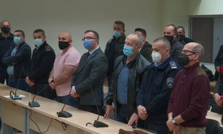 Macedonian Court Sentences 5 People for 5 Killings in 2012