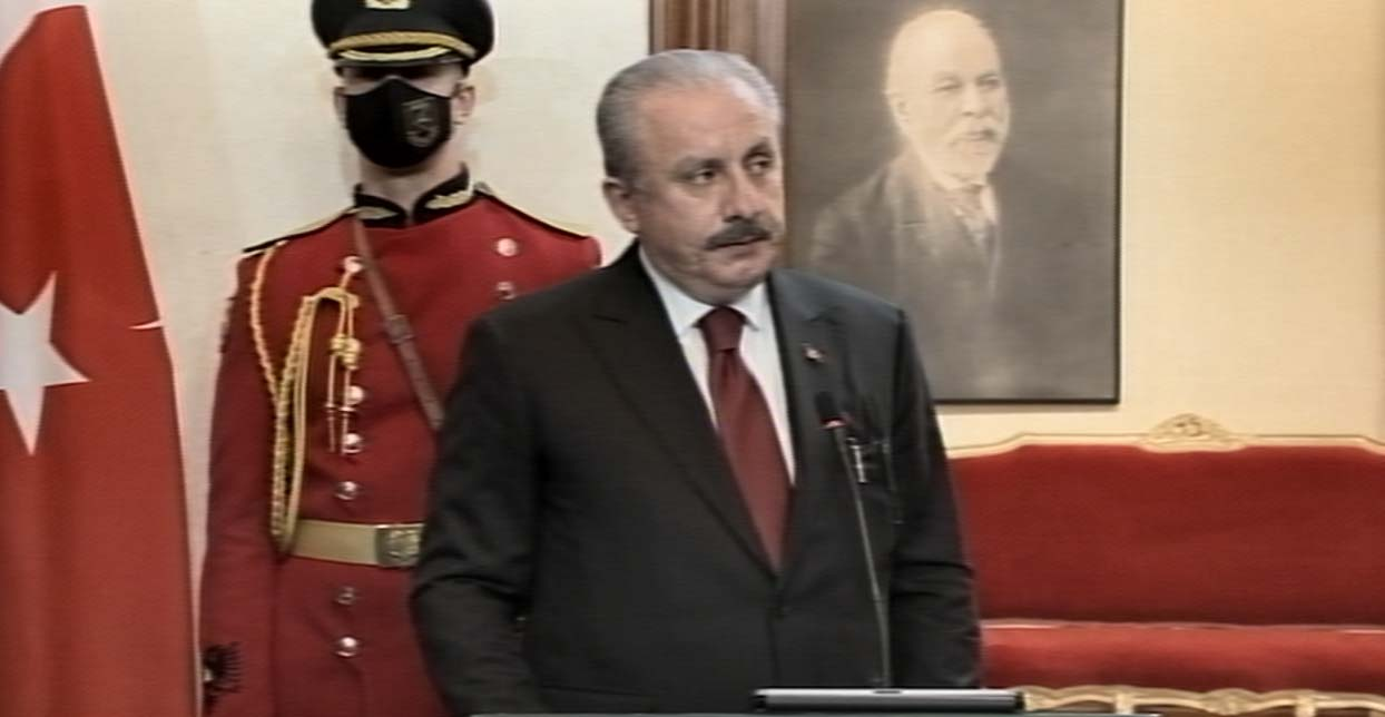 """Turkish Official Implores Albania to Fight So-Called """"Terrorist"""" Gulenists in the Country"""