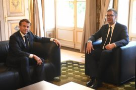 Vucic and Macron to Discuss Kosovo-Serbia Dialogue in Paris