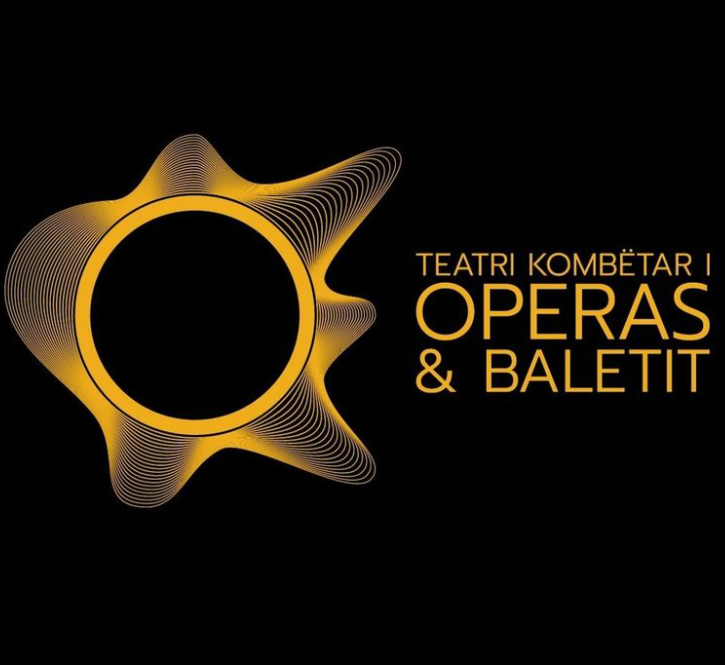 New Logo of Tirana's Opera & Ballet Theatre Denounced as Plagiarism