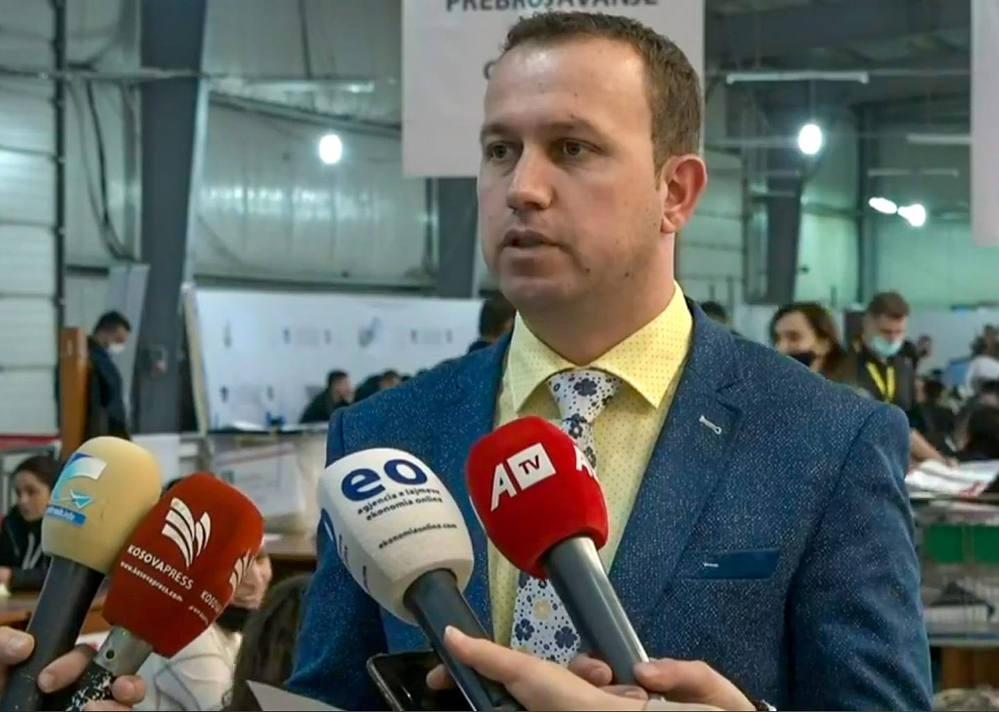 Kosovo's Vetevendosje Wins Over 50% of Conditional Votes