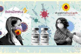 North Macedonia Launches Mass COVID-19 Vaccination