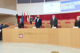 Italian Foreign Minister Calls for Albania in the EU, Rama Given Award