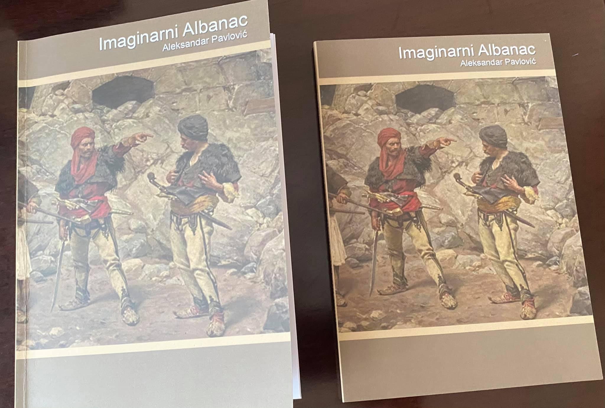 Albanian MP Sends Vucic Book Deconstructing Serbian Animosity against Albanians