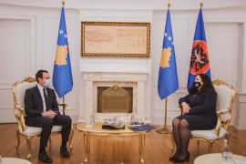 Kosovo's State High Officials Coordinated on the Dialogue with Serbia
