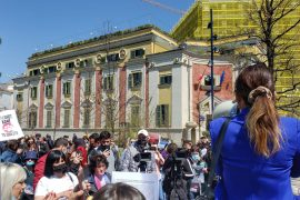 Animal Rights Activists Take Tirana Mayor to SPAK over Claims of Misuse of Funds and Killing of Street Dogs