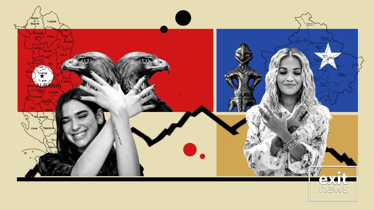 Dua Lipa, Rita Ora Praise Election of Kosovo's Second Woman President