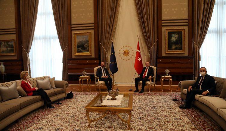 Turkey Condemns Italian Prime Minister's Comparison of Erdogan to a Dictator