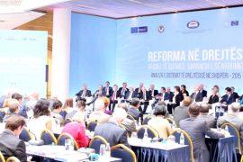 Reforma në drejtësi është hartuar nga ekspertë vendas