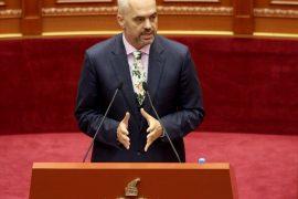 Kryeministri Rama keqinformon për koston e leasingut të Jaguarve