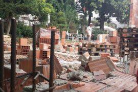 Skandal: Si po përvetësohet kompleksi monumental i Kalasë së Tiranës para syve të të gjithëve