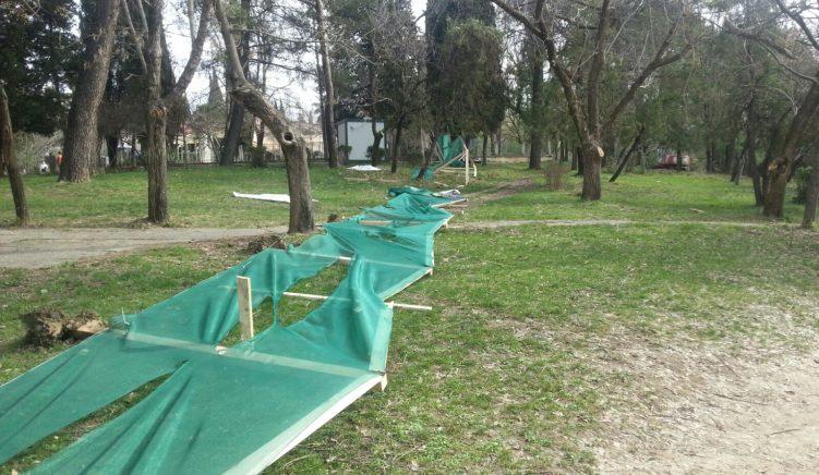 """Qytetarët """"pushtojnë"""" parkun e liqenit, denoncojnë në prokurori Kryebashkiakun Veliaj"""