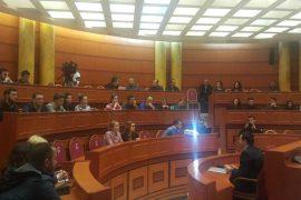 Kryebashkiaku Veliaj pranon që ndërtimi në park është i paligjshëm