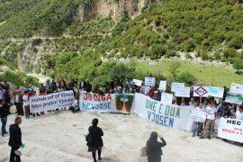 France 24, Jo hidrocentraleve në Vjosë- Shpëtoni Zemrën Blu të Evropës