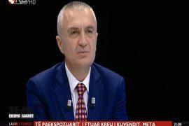 Intervista e Ilir Metës – Pikat kryesore