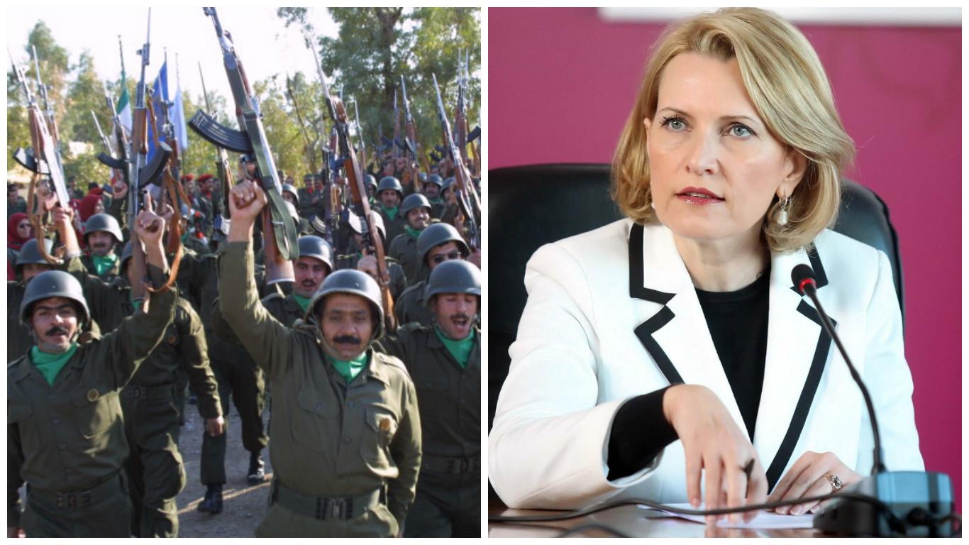 Ministrja Kodheli thyen heshtjen e qeverisë me gënjeshtra