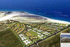 PPP-të në bregdet, Ministri Ahmetaj dhe shtëpia e tij