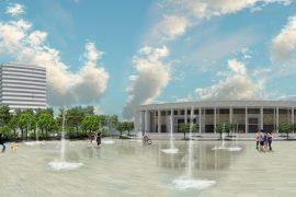 Projekti i Kryebashkiakut Veliaj për sheshin Skënderbej – Pikat kryesore
