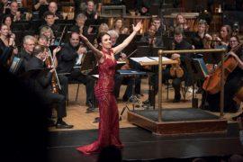 Sopranoja shqiptare Ermonela Jaho fiton Çmimin Ndërkombëtar të Operas