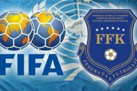 Kosova anëtarësohet në FIFA