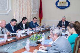 Mblidhet Komisioni i Posaçëm i Reformës në Drejtësi
