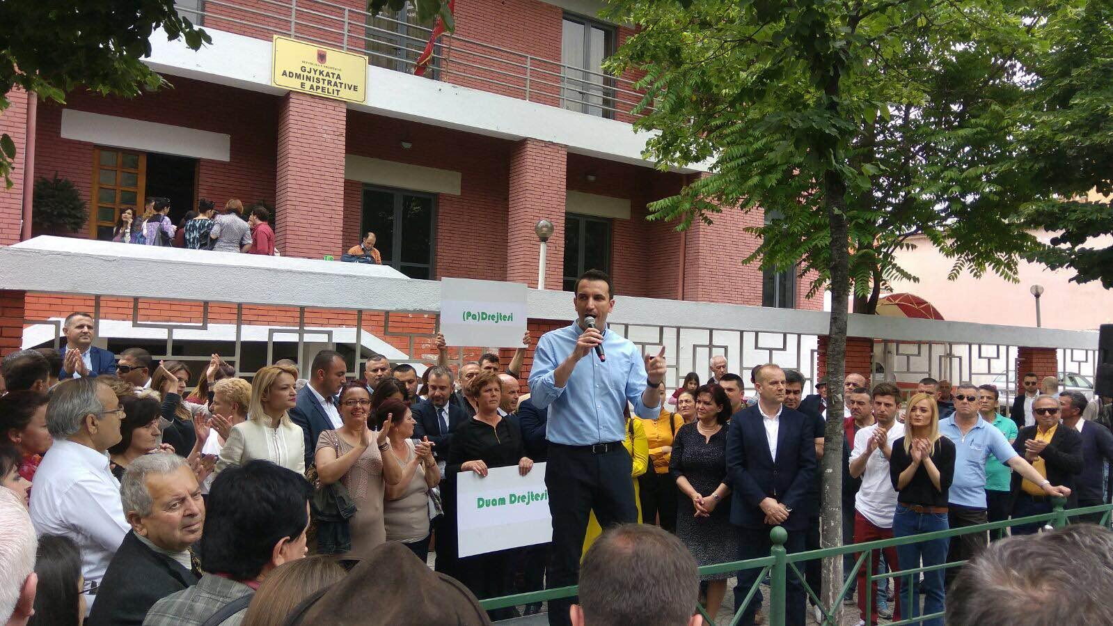 Kritikoi Veliajn për rritjen e çmimit të ujit, Gjykata e Tiranës dënon këshilltarin demokrat për shpifje