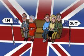 Britania rrezikon të dalë nga BE pa marrëveshje