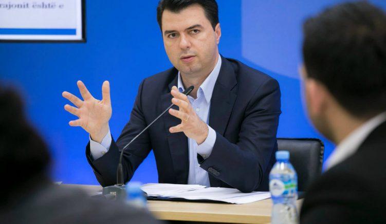 Lulzim Basha kërkon falje dhe premton reformimin e PD-së