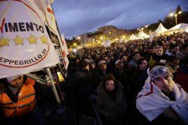 Lëvizja 5 Yjet fiton zgjedhjet për bashkinë e Romës dhe Torinos
