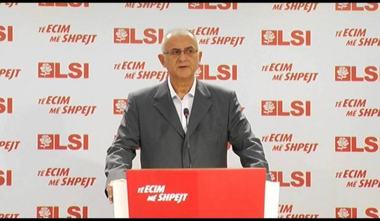 LSI voton sot për kryetarin e ri