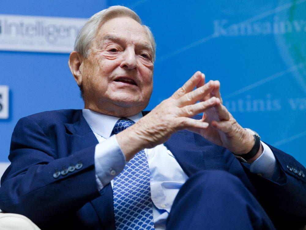 George Soros dhuron 18 miliardë dollarë për organizatën e tij Shoqëria e Hapur