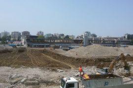 Fillon ndërtimi i stadiumit të ri pa leje dhe pa projekt
