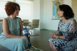 Intervista e Romana Vlahutin – Pikat Kryesore