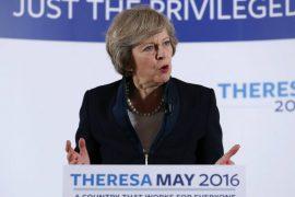 Kush është kryeministrja e re britanike?